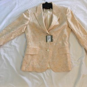 NWT Giorgio's of Palm Beach Ladies Linen Jacket